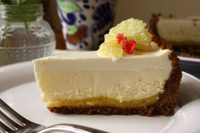 Key Lime Cheesecake - sass & veracity