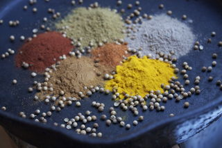 Moroccan spice blend for lamb...